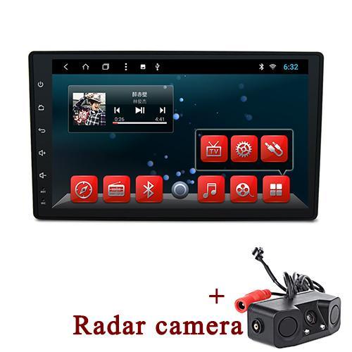with Radar camera