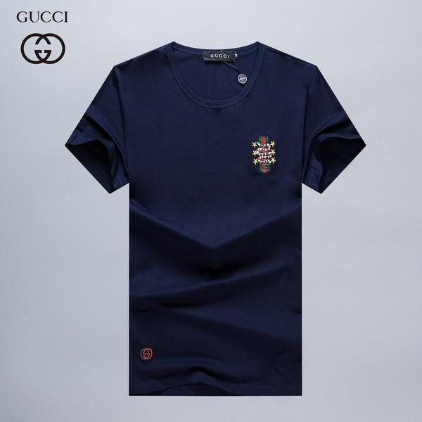 Muster-Mann-Kurzschluss-T-Shirt Freizeit des Sommer-2019 neue Zeit 35138