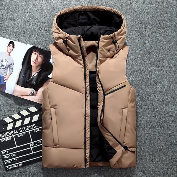 Зимние мужские куртки с капюшоном с капюшоном Мужские теплые толстые качественные пуховики Мужские зимние пальто Пуховики парки Мужские куртки 1802