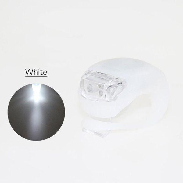 White Button Electronic Fixed Focus