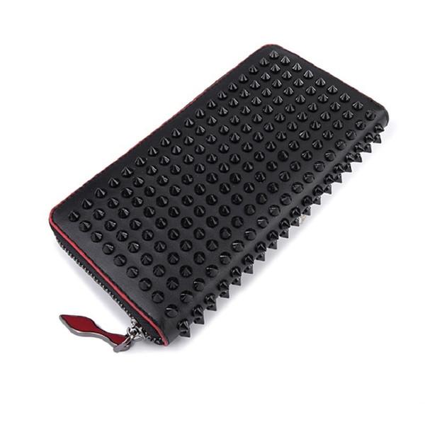 Portafoglio donna portafogli in vera pelle di vacchetta portafoglio portafoglio portafogli in vera pelle femminile porta monete Y19062003