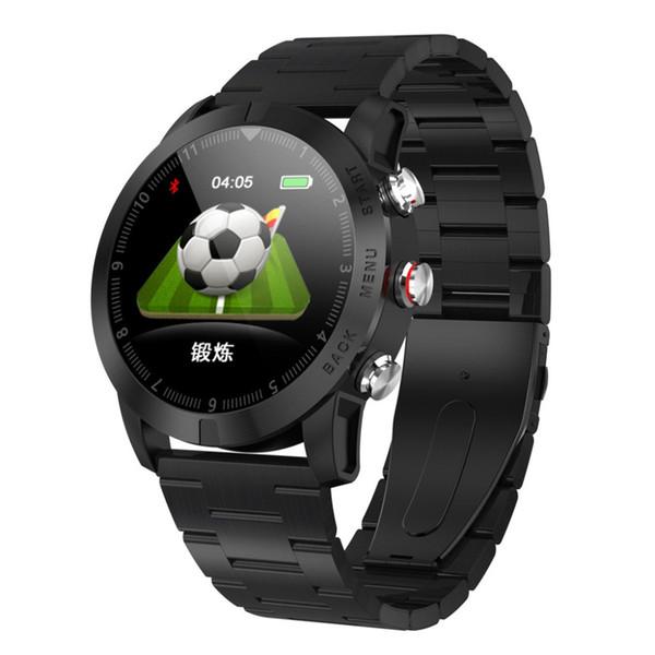 watch women sport alloy Wrist Watch Men wrist Waterproof Heart Rate Monitoring Compass Sport Smartwatch