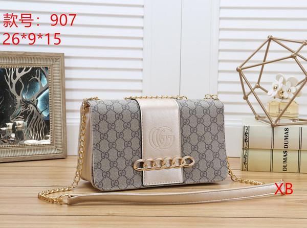 2019 Design Women's Handbag Ladies Totes Clutch Bag High Quality Classic Shoulder Bags Fashion Leather Hand Bags Mixed order handbags tag 19