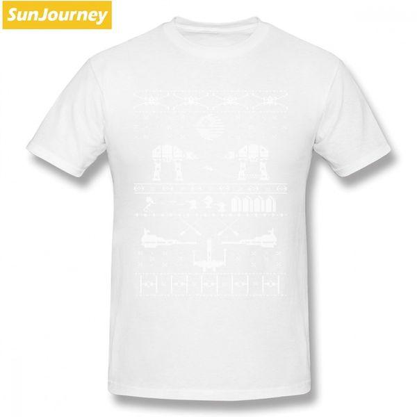 2019 men s designer clothing tshirt Star logo X Mas Christmas Men T Shirt DropShipping Party Plus Size Cotton Short Sleeve Custom Safety