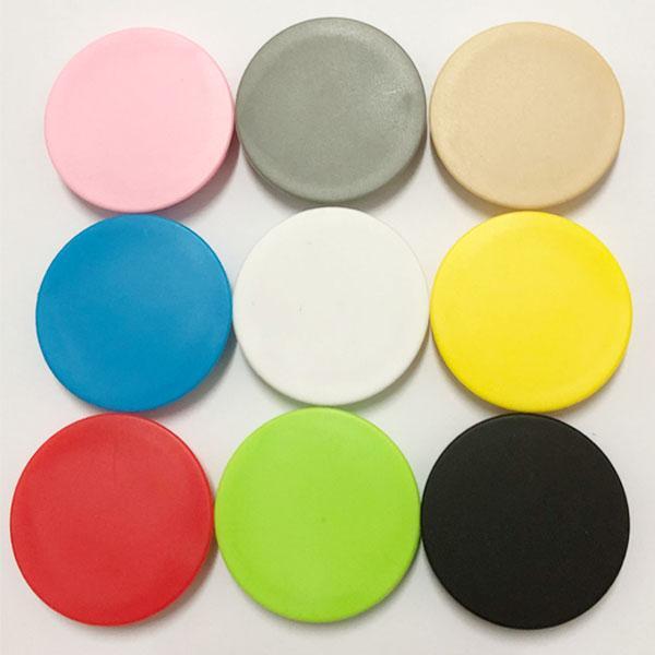 Supporto universale del telefono cellulare del supporto del telefono cellulare del supporto di colore puro per iPhone Samsung con pacchetto 9 di OPP Colore