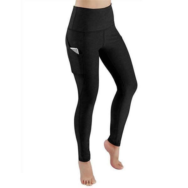 Women Workout Out Pocket Leggings Fitness Sports Gym Running Yoga Athletic Pants Yoga Pants Women High Waist Seamless #LRSS #294477