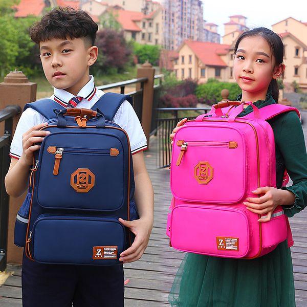 KidsKids School Bag for Girl Boy Children School Backpack Schoolbags Kids Backpacks 6-12Years Old