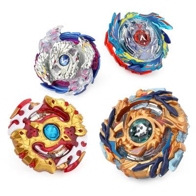 Burst gyro, gyro battle disk arena 4 in 1 combination set toy alloy spinning gyro gyro children interactive toy fighting toy