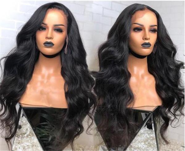 180 Density Full Lace Wig Malaysian Body