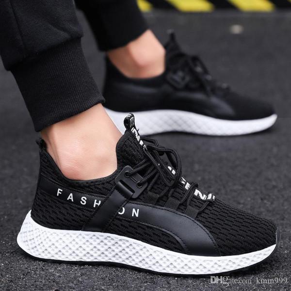 Nova Verão 2019 homens coreano Moda Calçados Esportivos, Lazer Running Shoes, moda masculina e Jyl 808