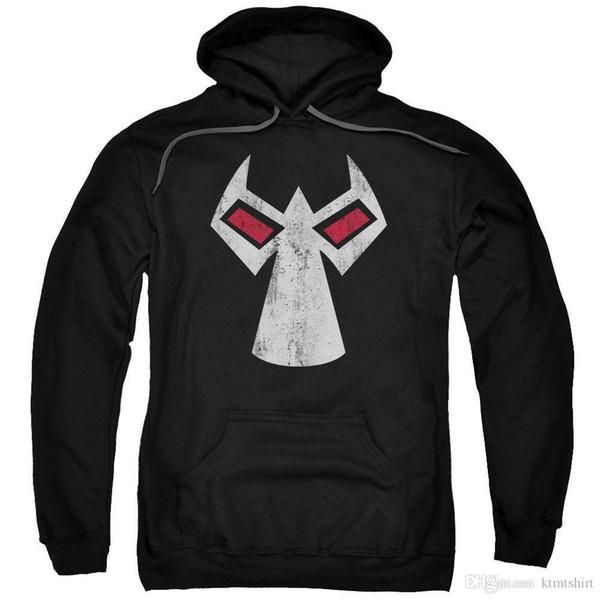 Batman Classic Comic Bane Mask Lizenziertes Sweatshirt Hoodie