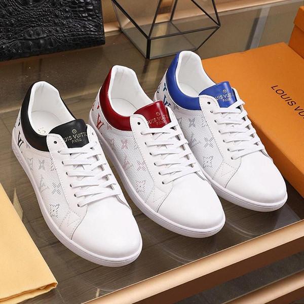 Erkek Ayakkabı Sneakers Chaussures Erkekler Lüksemburg Sneaker Erkek Ayakkabı Moda Tipi Zapatos de hombre Hızlı Nakliye için hommes Casual Ayakkabı dökmek