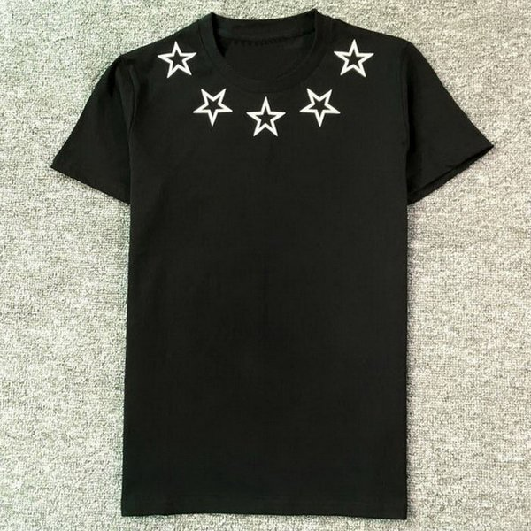 Black B111 Print Star