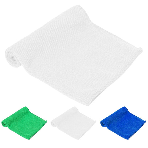 Hot Sale 3PCS/bag 3 Color Microfiber Kitchen Towel Wash Detailing Towel Duster For Car Cleaning Cloth Micro fiber Cleaning Cloth
