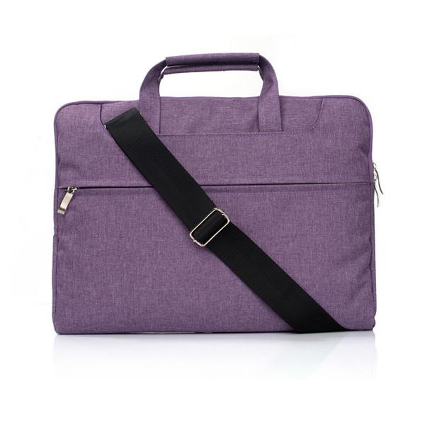 Handbag with straps Notebook Bag 13.3 15.4 Case For New Macbook Air Pro 13 15,Women Men Laptop Sleeve 11 12 13 14 15 inch