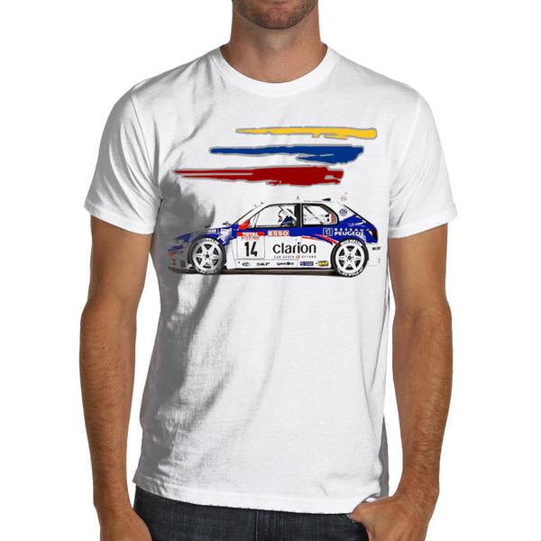Peug 306 Maxi Kit Car F2 Super 2000 Rally Wrc Suave camiseta de algodón Sudadera con capucha Hip Hop Camiseta Chaqueta de cuero Croacia Denim Ropa J190525