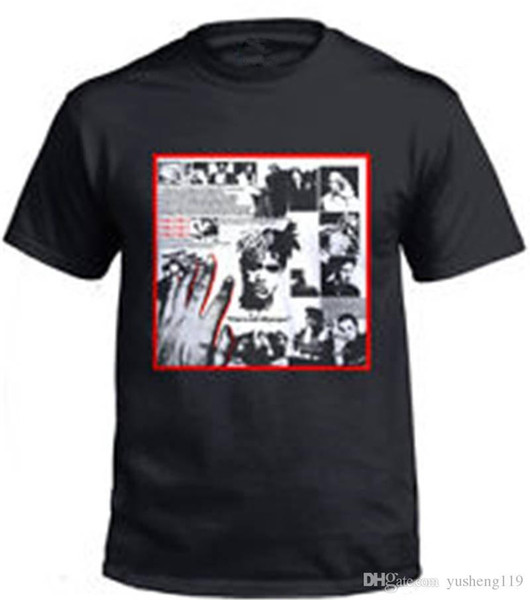 New Round Collar T Shirts Fashion 2018 Short Men Funny Crew Neck Xxxtentacion T Shirt