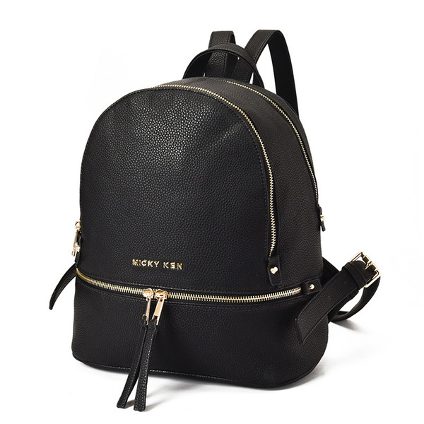 Brand Lady Luxury Backpack Multicolor Handbag New Designer Backpack Fashion High-capacity Boston Bags