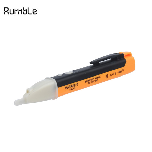 Evrensel 90-1000 V Soket Duvar AC Güç Çıkışı Gerilim Dedektör Sensör Test Cihazı Elektrikli Kalem LED Işık Elektrikçi DIY Onarım aracı