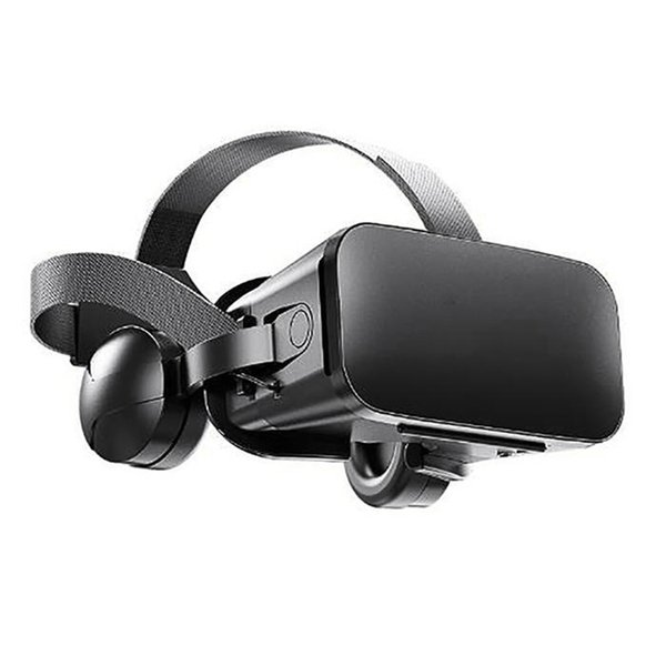 Gafas de realidad virtual inteligentes Auriculares 3D Vr J20 20-20000Hz-400 Casco 128Db Gafas 90-120 para 32 Smartphones
