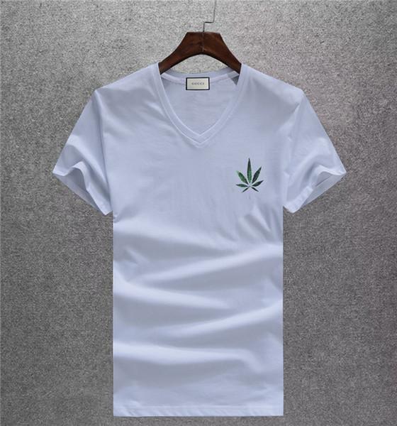 Caldo dell'animale di modo estate Streetwear stampa di lusso T-shirt in cotone casuale fitness Top Hip Hop uomo manica corta magliette O-Collo-1117
