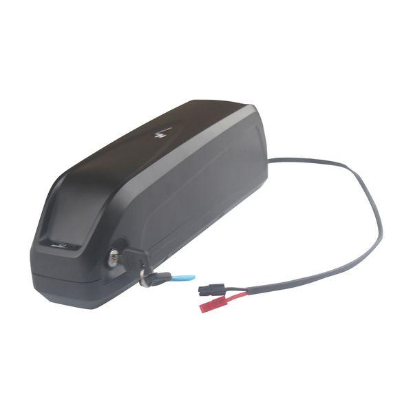Com o interruptor de alimentação e 5V tomada USB 48 V 16AH de alta qualidade da bateria ebike para 450 W a 1000 W do motor com carregador