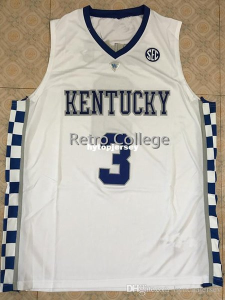 #3 Hamidou Diallo Kentucky Wildcats College Basketball Jersey Stitched Customize any number and name XS-6XL vest Jerseys NCAA