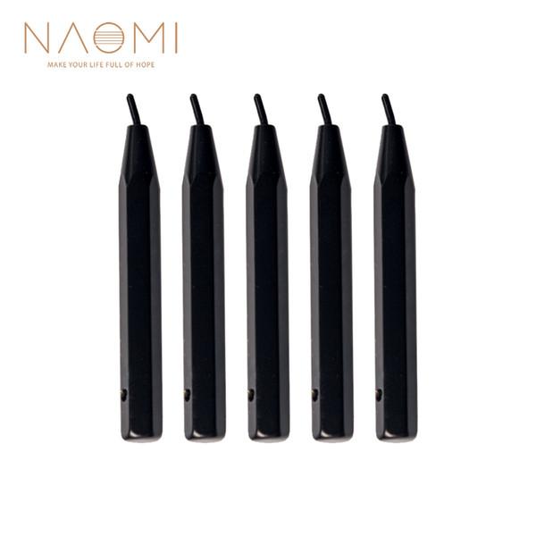 NAOMI 5Pcs Violin Chin Rest Shaft Screwdriver Screw Wrench Tool Violin Parts & Accessories New
