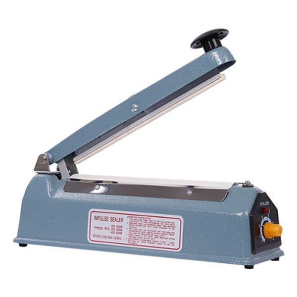 Hand held sealing machine 220V PSF200 300w manual bag sealing machine 200mm max Plastic cover SHENLIN hand sealer machine