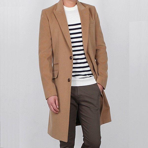 Zogaa 2019 para hombre abrigo de primavera y otoño bajar el cuello de algodón Slim Fit chaquetas de manga larga Casual Cardigan abrigo de lana caliente venta