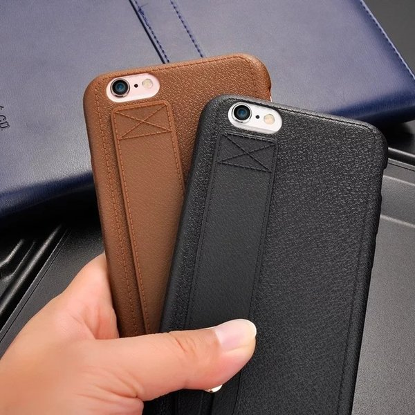 Vogue Leather bracket hipster cool phone case suitable for iPhone 6/6s,6plus/6s plus,7/8,7plus/8plus,X/XS,XS Max