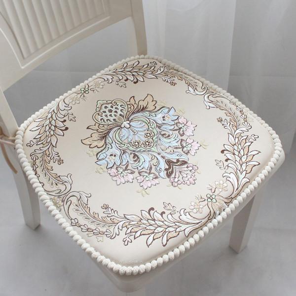 Chair Cushion Pillow For Kitchen Decor Thickened Decorative Sofa Cushions Anti Slip Chair Pad Dining Almofada coussin de salon