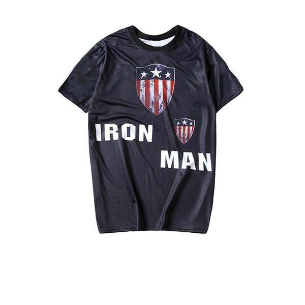 Mens Designer New T Shirts Sports Brand Summer Men Designer Shirts Sportswear Manica corta Top Tees Lettere Stampa Taglia S-XXL