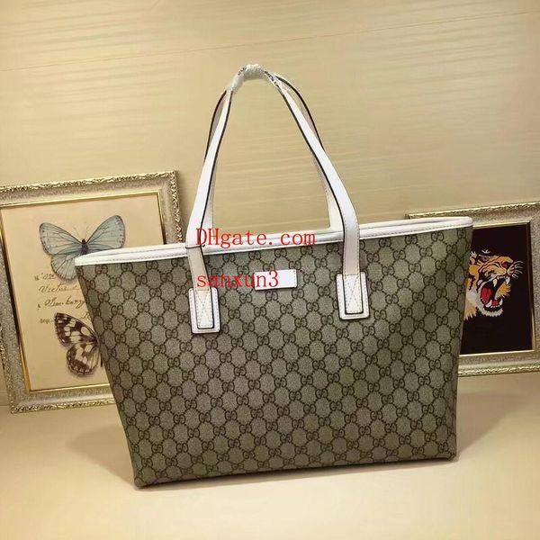 Famous Classic elegant Pattern Handbag Messenger Plaid doodle letters Print Leather handbag Tote Purse Shoulder Bags Crossbody A-X35
