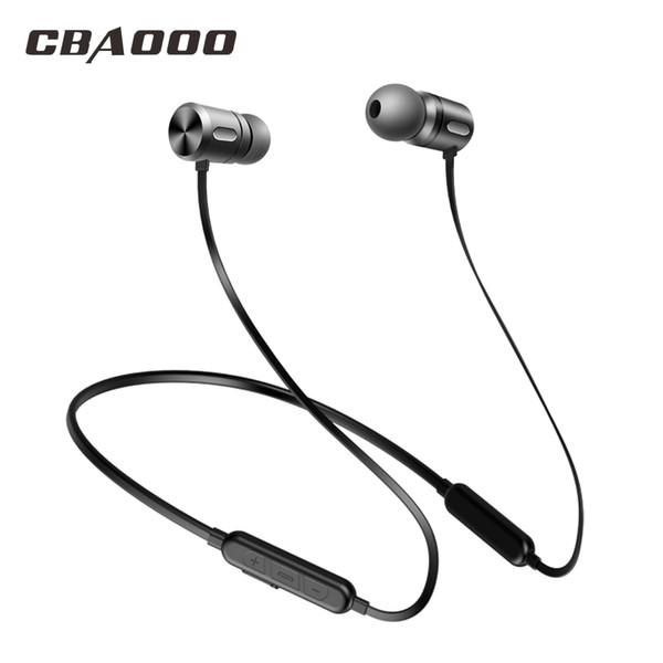 Cbaooo c10 fone de ouvido bluetooth sem fio fones de ouvido fone de ouvido estéreo esporte fone de ouvido bluetooth fones de ouvido hiFI baixo mãos-livres com mic