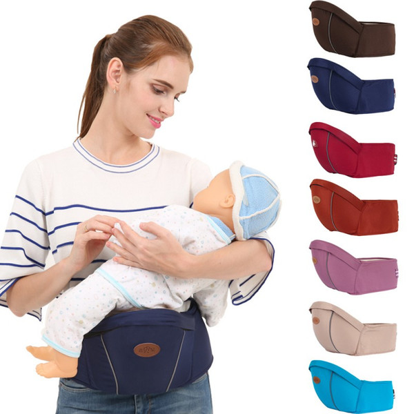 Hot Newborn Waist Stool Baby Carrier For Kangaroo Suspenders Multifunction Infant Hipseat Baby Sling Hold Backpack Kids Hip Seat