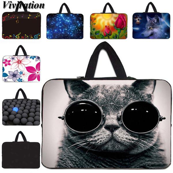 Funda Laptop Bag 14 15 13 12 17 Sleeve Accessories For Macbook Pro 13 15 iPad Pro 11 Netbook 10.1 10 10.5 9.7 Tablet PC Bag Case