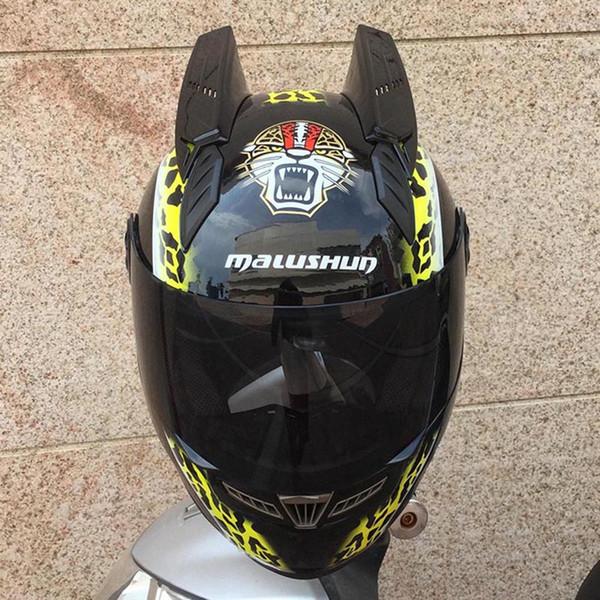 Capacete da motocicleta capacete casco motocross para Scooter aberto motocicleta casco moto vintage capacete de motocicleta
