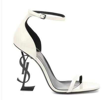 als pic weiße sandalen