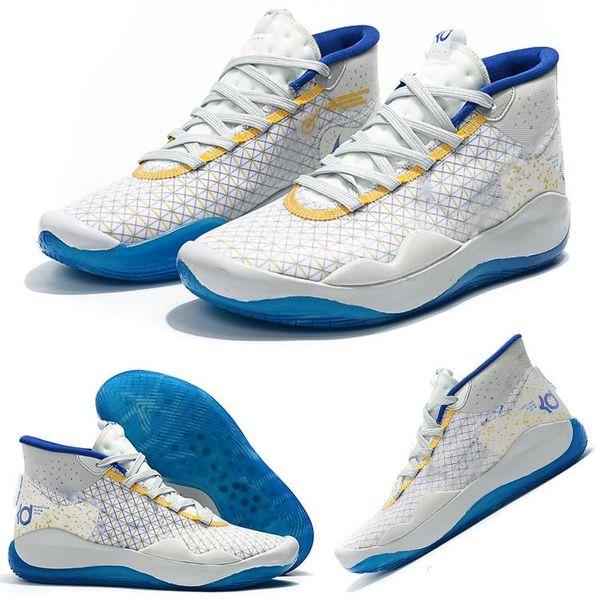 KD 12 Basketbol Ayakkabıları erkek Gün Bir Kevin Durant 12 s Yakınlaştırma koşu Atletik ayakkabı KD EP Elite Düşük Spor Sneakers tasarımcı ayakkabı