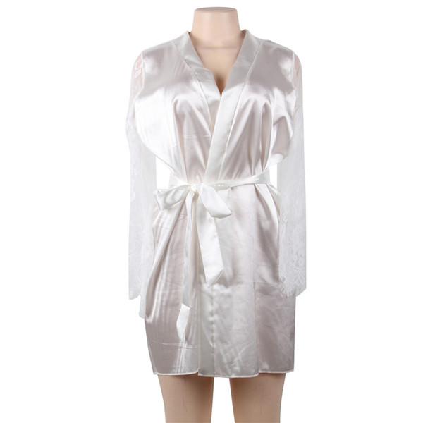 Robas blancas femme