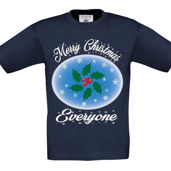Santa Claus Father Christmas Tree Celebration Family T-shirt H1003 harajuku Summer 2018 tshirt