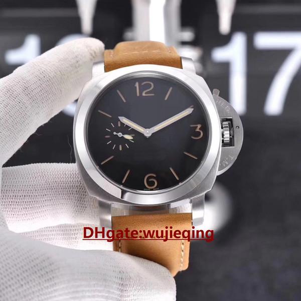 Moda a estrenar 00466 00414 reloj deportivo de la moda de alta calidad mecánico automático resistente a los arañazos vidrio súper brillante luminoso