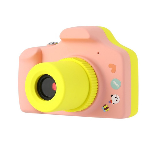 1.5 Inch 2MP 1080P Mini Camera Digital Camera for Kids Baby Cute Cartoon Multi-function Toy Children Best Gift drop ship