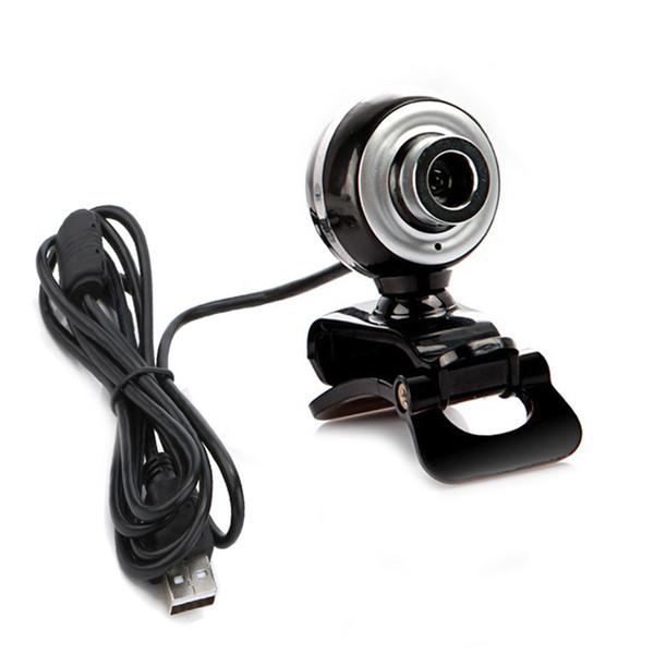 Mode HD Webcam 12M Pixels USB2.0 Ordinateur Web Caméra A848 Microphone Intégré Pour PC Ordinateur Portable Caméscope LCC77