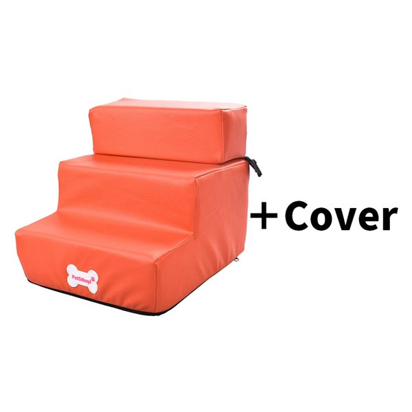 Orange and Cover As picture