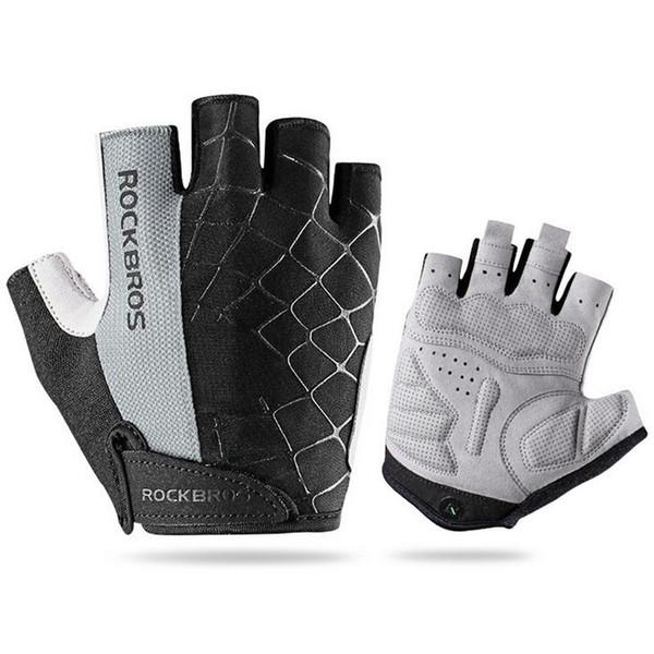 best selling Cycling Gloves Bike Shock-Absorbing Pad Anti-Slip Half Finger Weight Lifting Biking Gloves Workout Gloves Mountain Climbing Exercise guard