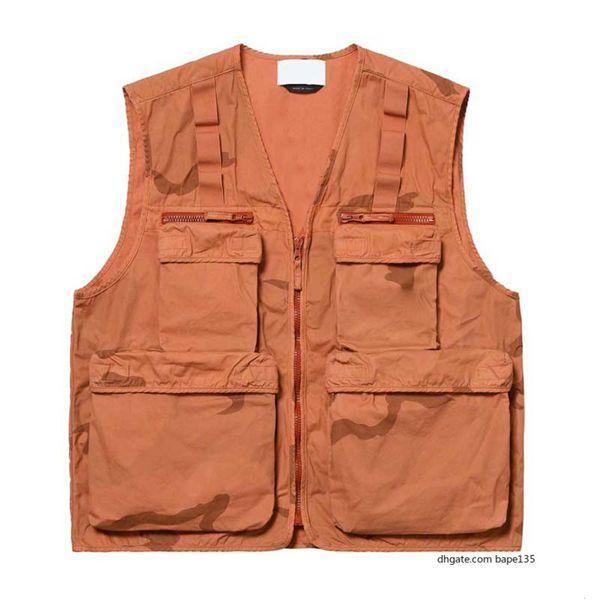19ss camo cargo vest tactical clothing mountain outdoor men women coat street casual sport outwear jacket designer clothingtgv6 thumbnail