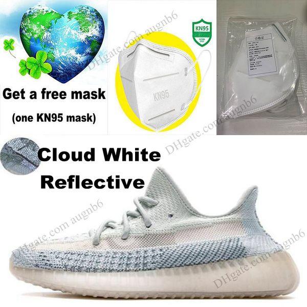 16 White Cloud réfléchissant