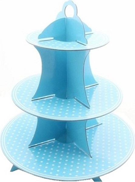 best selling Partypark Girl Blue Cake Stand Ship from Turkey HB-000646999